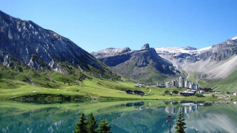 Tignes Le Lac  -  Residence Montana****